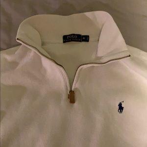 Polo Ralph Lauren 1/4 zip Men's Sweatshirt